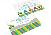 Personal Cars in Town Visiting Card