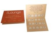 Lounge Salon & Spa Rewards Card