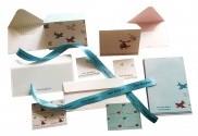 Bespoke Airplanes Stationery Box